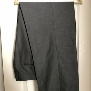 Men's Gray Dress Pants
